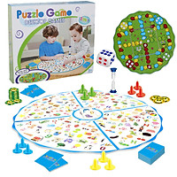 Bộ trò chơi nhanh tay lẹ mắt Puzzle Desktop game