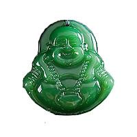 Mặt Phật Di Lặc thủ công từ đá thiên nhiên