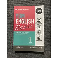 Sách - YBM English Basic 1: Tài Liệu Tự Học TOEIC Hiệ Quả Dành Cho Người Mới Bắt Đầu