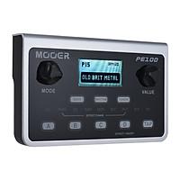 Bộ Xử Lý Đa Hiệu Ứng Cầm Tay MOOER PE100 (39 Hiệu Ứng 40 Kiểu Trống 10 Metronomes Tap Tempo)