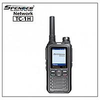 Bộ đàm IP cầm tay Spender TC-1H, Hàng chính hàng, dùm sim 4G. Không cần đăng ký tần số