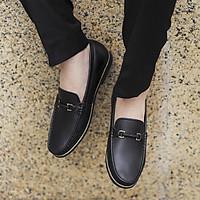 Giày lười nam, giày Driver shoes Mã GL333- Da Bò