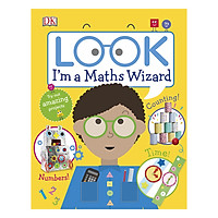 Look I'm a Maths Wizard - Look! I'm Learning (Hardback)