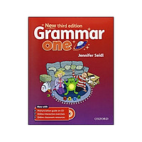 Grammar 1 Student's Book with Audio CD 3Ed