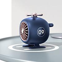 Loa bluetooth mini 5.0 để bàn hình trực thăng đáng yêu Jisulife J09 – Loa không dây bluetooth kết nối tối đa 50m, hỗ trợ gọi thoại 2 chiều, âm thanh siêu to (Hàng chính hãng)