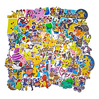 Set 100 Sticker - Pokemon