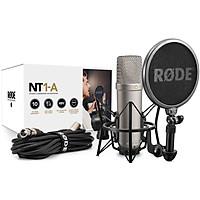 Micro Thu Âm Condenser Rode NT1-A - Hàng Chính Hãng