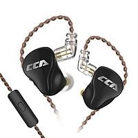 Tai nghe cao cấp 16 Driver CCA CA16, âm thanh cực tốt có micro đàm thoại - Hàng chính hãng