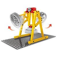 Đồ chơi lắp ráp mô phỏng cần cẩu 25x31 cm (3 trong 1)