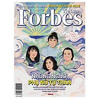 Forbes Việt Nam số 82 - Những người phụ nữ tự thân