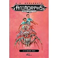 Sách - Animorphs - Người Hóa Thú (Tập 10) : Người Máy (tặng kèm bookmark thiết kế)