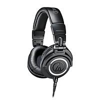 Tai nghe kiểm âm Audio-Technica ATH M50x chuyên nghiệp hiện đại -  Hàng chính hãng