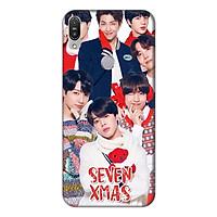 Ốp lưng điện thoại Asus Zenfone Max Pro M1 hình Ban Nhạc BTS