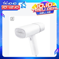 Zajia Garment Steamer Iron Portable Handheld Garment Ironing Appliances Mini Household Electric Clothes Cleaner
