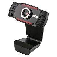 Webcam máy tính HXSJ S20 HD 12M Pixel USB3 2.0  Kèm Mic Cho Cuộc Gọi Video - Hàng Chính Hãng
