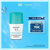 Lăn khử mùi và giúp khô thoáng vùng da dưới cánh tay 48h Vichy 50ml