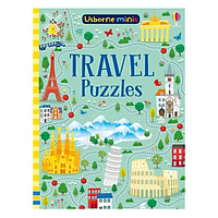 Usborne Travel Puzzles