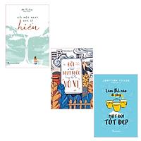 Sách: Combo 3 Cuốn: Làm thế nào để sống một đời tốt đẹp + Đời có thật nhạt nhẽo hay do ta vô vị + Rồi một ngày bạn sẽ hiểu