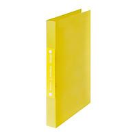Bìa Còng Nhẫn Nhựa A4S 19mm 621TGSV - Yellow