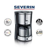 Máy pha cà phê Severin Đức KA 4845 - Tùy chọn chỉnh 2 chế độ - Hàng chính hãng