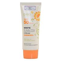 Kem Chống Nắng Dabo White Sunblock Cream SPF50 (70ml)
