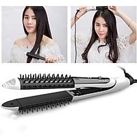Máy là và uốn tóc, Máy uốn duỗi tóc đa năng hàng cao cấp, chuyên tạo kiểu tóc, Tạo Kiểu Nhanh, Bảo Vệ Tóc, Tiện Lợi, Bền Đẹp