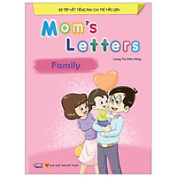 Mom'S Letters - Family (Tái Bản 2018)