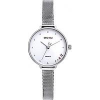 Đồng hồ Onlyou Nữ 85010LA Dây Lưới 22.6mm