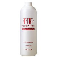 Uốn tóc số 2 welcos HP neutralizer 1000g