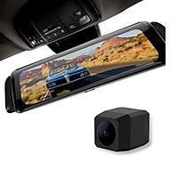 Camera hành trình ô tô xe hơi CAR365VN CHÍNH HÃNG, Màn Hình Cảm Ứng 10 Inch FULL HD1080 - CAR22