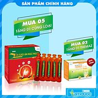 Siro Yến sào ăn ngủ ngon new brand