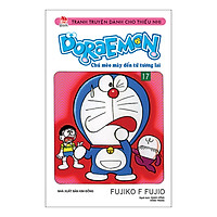 Doraemon - Chú Mèo Máy Đến Từ Tương Lai Tập 17 (Tái Bản 2019)