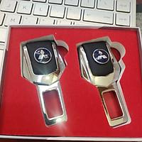 Bộ Chốt Khóa Dây An Toàn 4S dành cho ô tô Logo theo xe