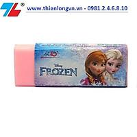 Gôm tẩy xóa chì Thiên Long Disney Frozen E-017/FR hồng