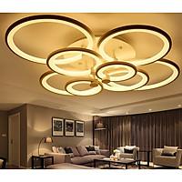 Đèn áp trần đèn led 3 chế độ ánh sáng