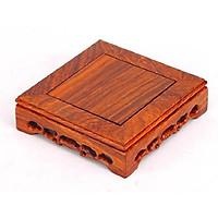 Đôn gỗ bàn trà