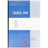 Sổ Giáo Án A4 200 Trang - Hồng Hà 0169