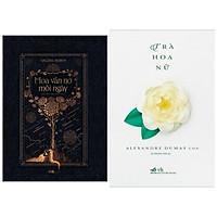 Combo 2 cuốn sách văn học: HOA VẪN NỞ MỖI NGÀY + TRÀ HOA NỮ