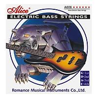 Dây Đàn Guitar Bass 6 Dây Alice A606(6)