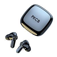 Tai nghe bluetooth nhét tai không dây True Wireless âm thanh HIFI vượt trội, chống thấm nước IPX5 PKCB PF1015 - Hàng chính hãng