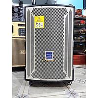 Loa kéo Bình điện Bluetooth Cao cấp BOSPRO PRO-1015 Hàng chính hãng cao cấp