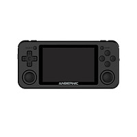 RG351P Game Console Handheld Game Player Built-in 2500 Games Open Source System 3.5-inch IPS Screen TF Card Slot 3.5mm