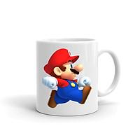 Cốc Sứ Cao Cấp In Hình Tôi Yêu Mario 003