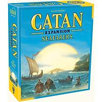 Đồ Chơi Board Game Catan Seafarers - Catan Phiên Bản Biển Tiếng Anh Chuẩn