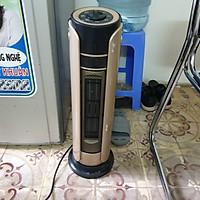 Máy sưởi điện 2000W cao cấp có quạt gió sưởi ấm phòng lên tới 20 m2