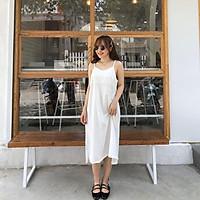 Váy hai dây đũi Hàn siêu mát