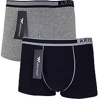 Combo 2 Chiếc Quần Lót Nam Boxer Thời Trang Aristino ABX 16 03 - Hàng Chính Hãng