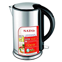 Ấm Siêu Tốc SATO ST-1801 1.8L - Hàng Chính Hãng