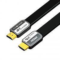 Cáp HDMI Choseal 2.0/4K chính hãng Cao Cấp ,Loại Dẹt 5m