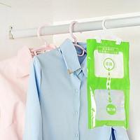 Túi hút ẩm 2 ngăn chống ẩm chống mốc có móc treo đa năng siêu hút ẩm cực tốt